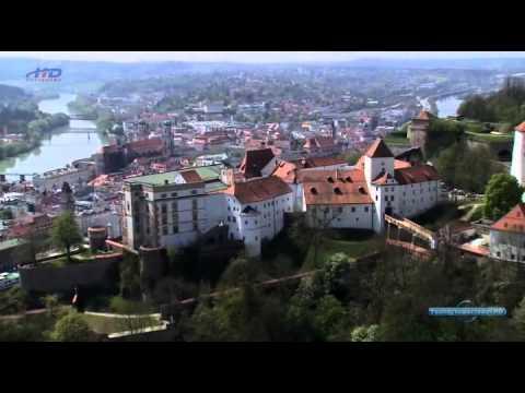 Бавария ГЕРМАНИЯ - Самые красивые уголки планеты видео