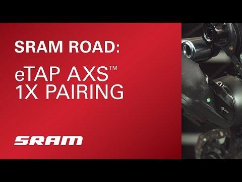 SRAM eTap AXS™ 1x Pairing