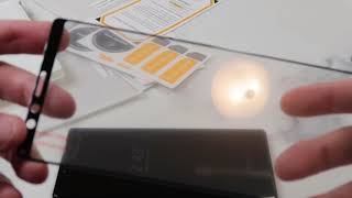 Supershieldz Tempered Glass Screen Protector For Sony Xperia 1 Review