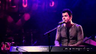 Jordan Knight- I Could Never Take The Place Of Your Man- House of Blues 3/8/12