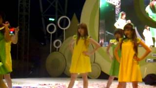Best Friend Forever - Cherrybelle @LaPiazza event Bank Bukopin 01-04-2012