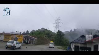 Drive In Hill Area, Chamba via Jot Himachal Pradesh