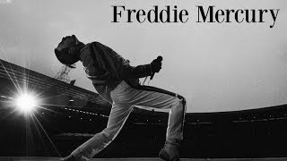 Freddie Mercury Tribute Video - Who wants to live forever