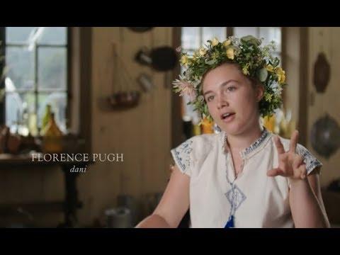 MIDSOMMAR (2019) Florence Pugh Special Features Clip  Exclusive