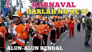 KARNAVAL HARLAH NU KE 93 ALUN _ALUN KENDAL JATENG