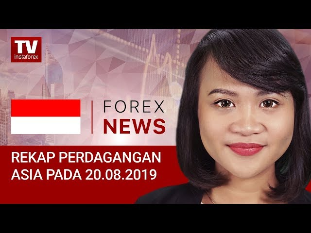 20.08.2019: USD tetap datar jelang rapat Fed (USDX, JPY, AUD)