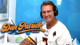 Dan Patrick - Former Redskins Quarterback Joe Theismann on Washington's Name Change
