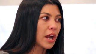 Kim Kardashian Makes Kourtney Kardashian Cry After Epic Fight  - KUWTK Recap | Hollywoodlife