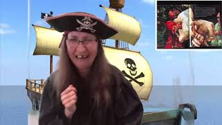 ASL Storytime: How I Became a Pirate