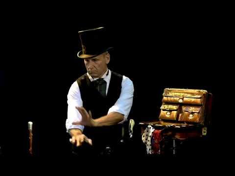 Will Roberts Magician - Honest Huckster