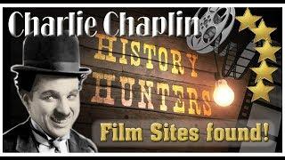 Charlie Chaplin's San Francisco Bay Area / Niles movie locations