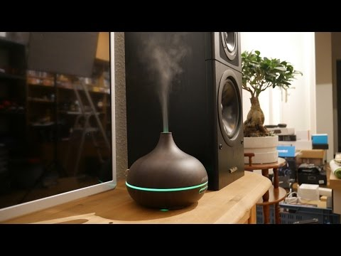 ARCHEER Aroma Diffusor REVIEW