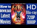 How To Download Captain Marvel Full Movie 2019 In Hindi