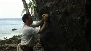 Cast Away Coconut Scene