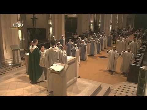Vêpres et messe du 12 septembre 2020 à St-Gervais