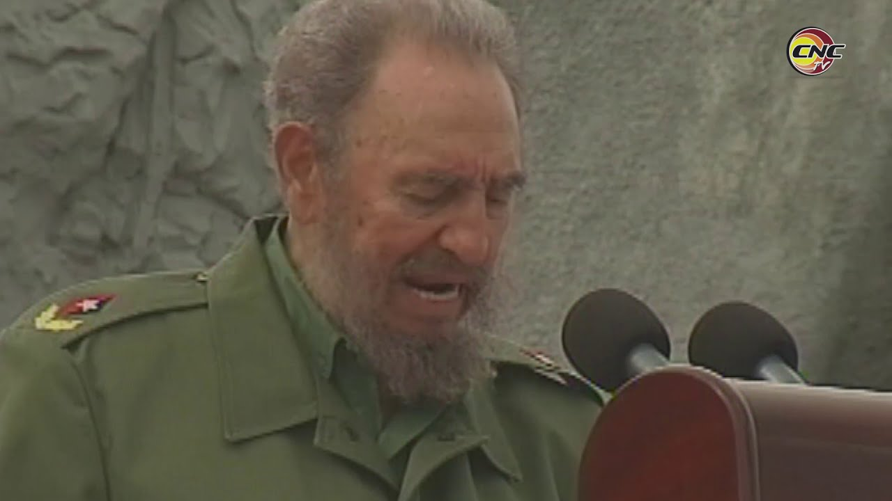 Fidel Castro y su presencia en la provincia Granma