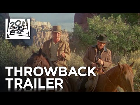 Video trailer för Butch Cassidy And The Sundance Kid | #TBT Trailer | 20th Century FOX