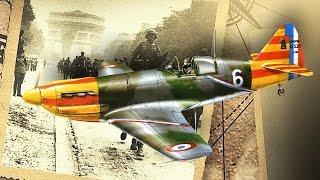 "Dewoitine D.520: Французский ""диверсант"" - Страницы истории - War Thunder"