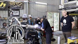 Return of the Iron Lion, Holden Kingswood 304 V8 Engine Swap [EP8]