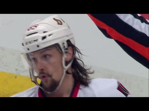 Rust thwarted by Karlsson and Anderson on a breakaway