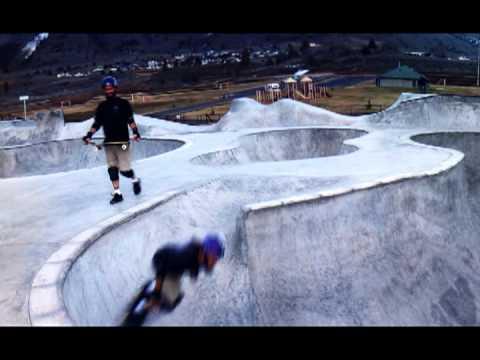 Klamath Falls Skatepark Feb2004