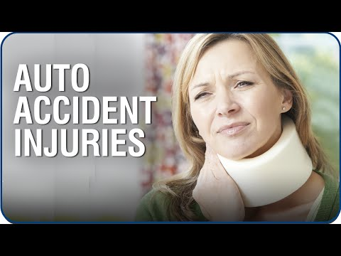 Video - Treatment for your Injuries Following a Car Accident