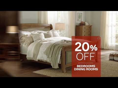 Video Fall Home Sale! Save up to 25% off