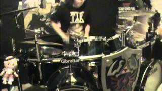 Strength - Abingdon Boys School (Soul Eater Ending 4) Drum Cover