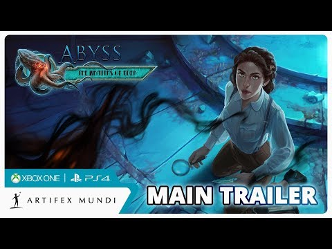Abyss: The Wraiths of Eden Console Trailer thumbnail
