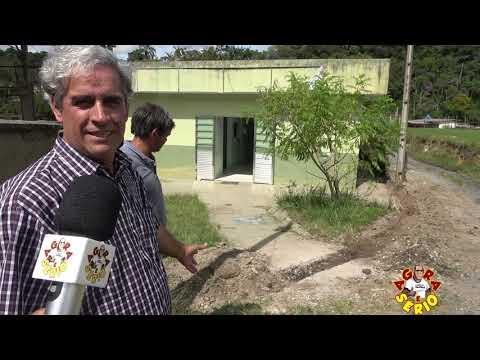 Serviço realizado pela Diretora de Obras de Miracatu não convenceu os Moradores do Bairro da Serra do Cafezal