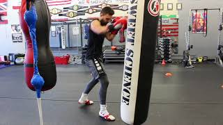 Basic Boxing Workout For Beginners