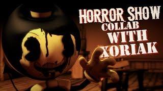 Horror Show by Komodo Chords (Remix by CG5) | Collab with Xoriak [Bendy SFM]