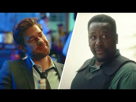 Jack Ryan and Jim Greer BFF Moments | Prime Video