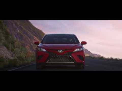 Toyota  Camry Седан класса E - рекламное видео 2