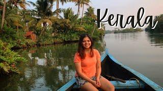 Solo in Kerala || Varkala, Alleppey, Munroe Island, Fort Kochi