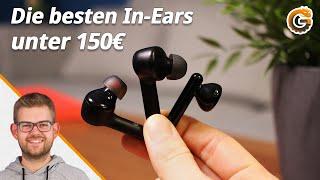 Die besten kabellosen In-Ear Kopfhörer unter 150€ (Top 5)