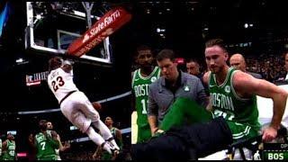 2017 NBA Opening Night Mix (Gordon Hayward, Celtics-Cavs, Rockets-Warriors)