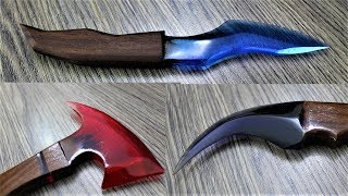 How to Make These Knives   Dagger