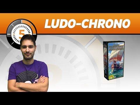 LudoChrono - 7 Wonders Armada - English Version