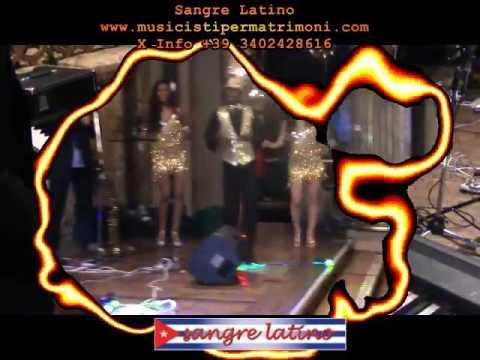 Live Band Jazz Latino & Swing con Carrebean Show LATIN MUSIC JAZZ ANIMAZIONE CU Milano Musiqua