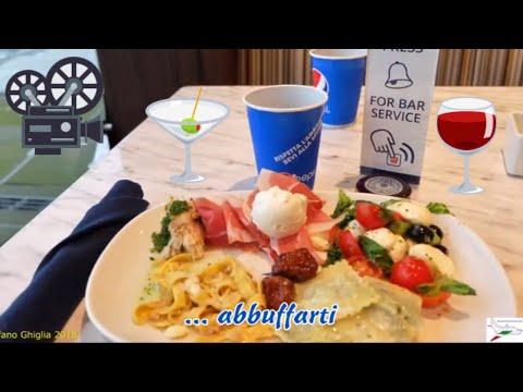 MSC Meraviglia - Food - Cosa si mangia a bordo?