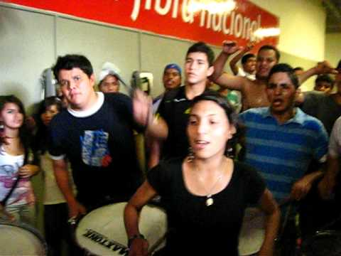"""previa brujos chaimas ( Monagas S.C vs LLaneros) 2"" Barra: Guerreros Chaimas • Club: Monagas"