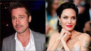 Стало известно, как Анджелина Джоли и Брэд Питт поделили детей