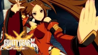 GUILTY GEAR Xrd -REVELATOR- video