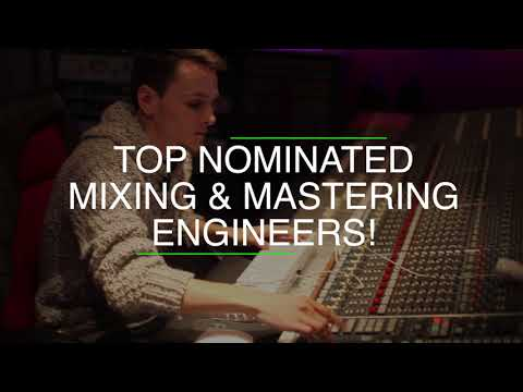 The Best Online Mixing & Mastering - Mixing and Mastering Services