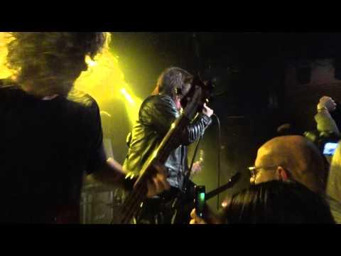 Monster Magnet - Tractor - Paris - Live @ La Maroquinerie 21/11/2012