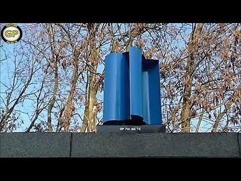 Make a Wind Generator - Diy
