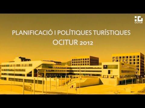 Ocitur 2012 – Taula Comunicació: Planificació i polítiques turístiques (segona part)