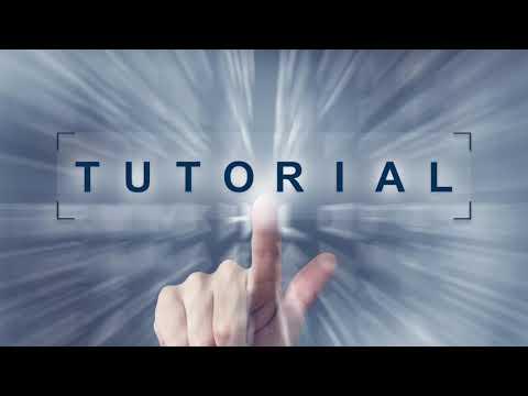 Extrait Voix Off E-Learning et TUTORIEL