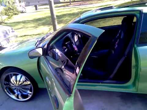 Fresh Paint, Loud Bass, and 20inches on a Cavalier